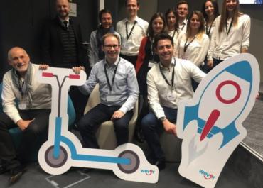 Startups P.Factory : embarquez avec Wever !
